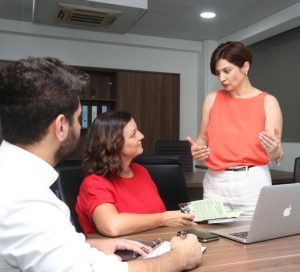 elena Jnr Andreou the best business strategist in Cyprus