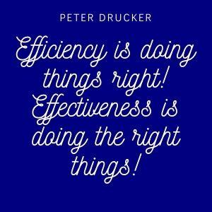 how to improve effectivenes